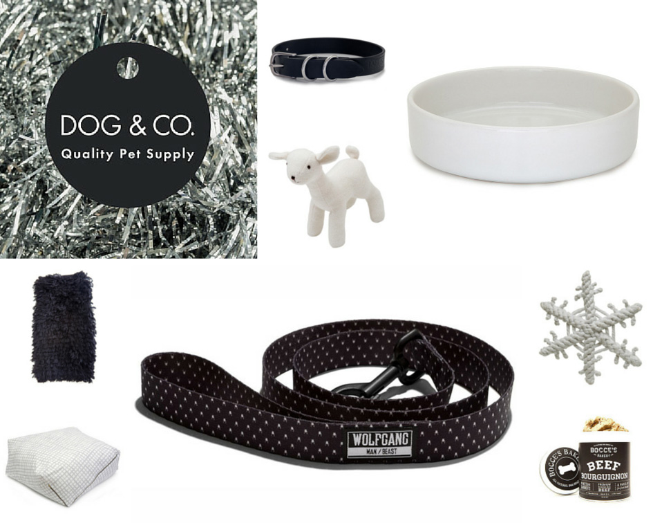 DOG & CO. | Black & White Gift Guide