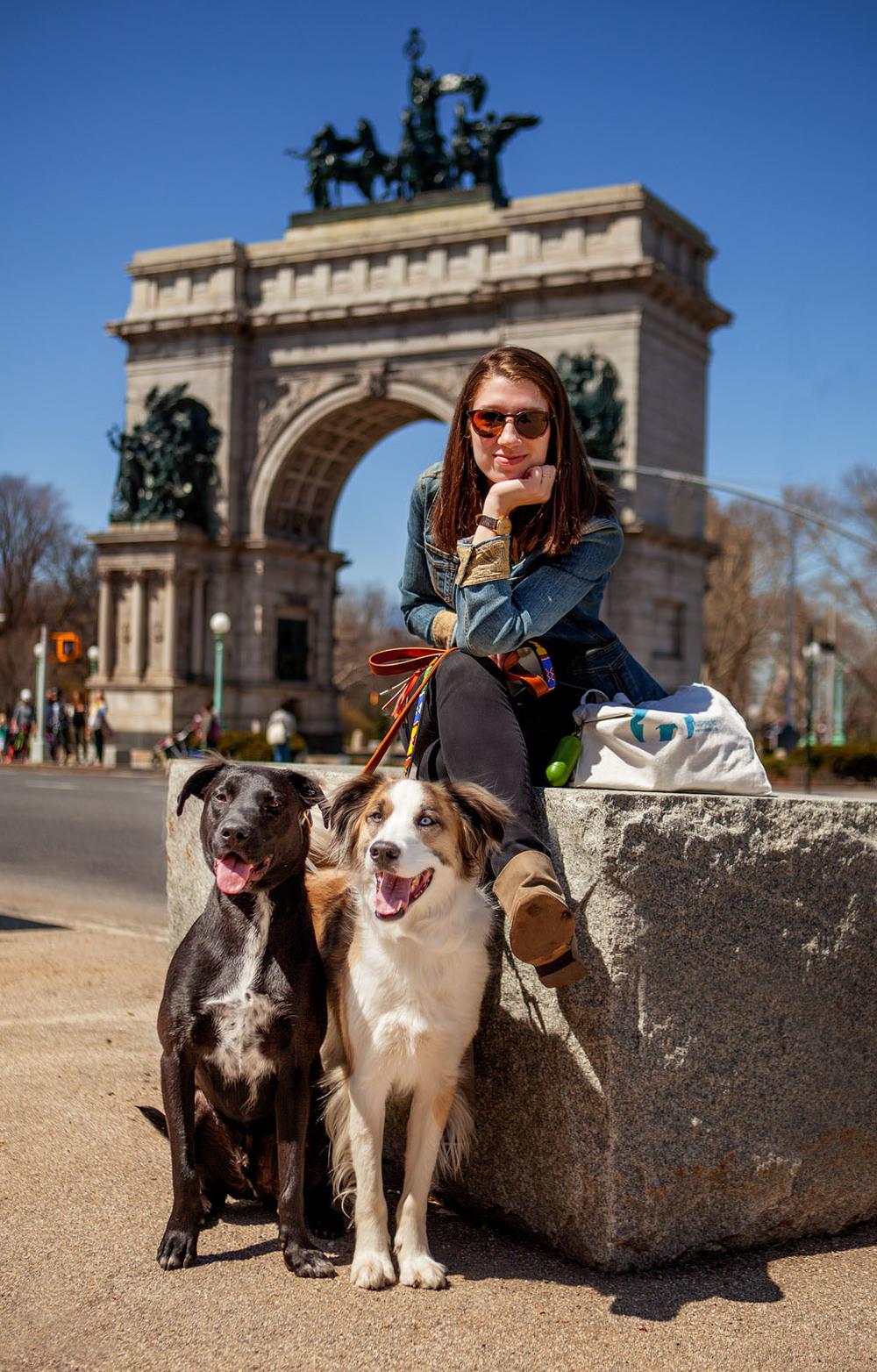 Sarah + Ozzie & Shaggy