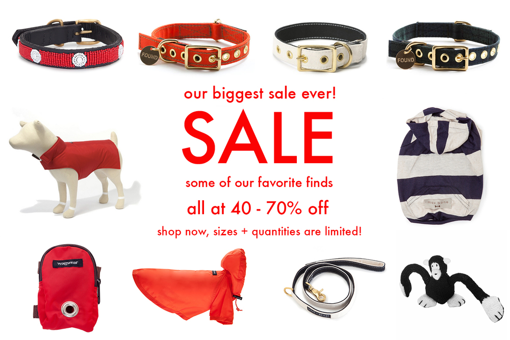 DOG & CO. | SALE