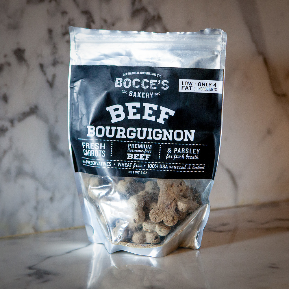 BOCCE'S BAKERY | The Beef Bourguignon Biscuit Bag