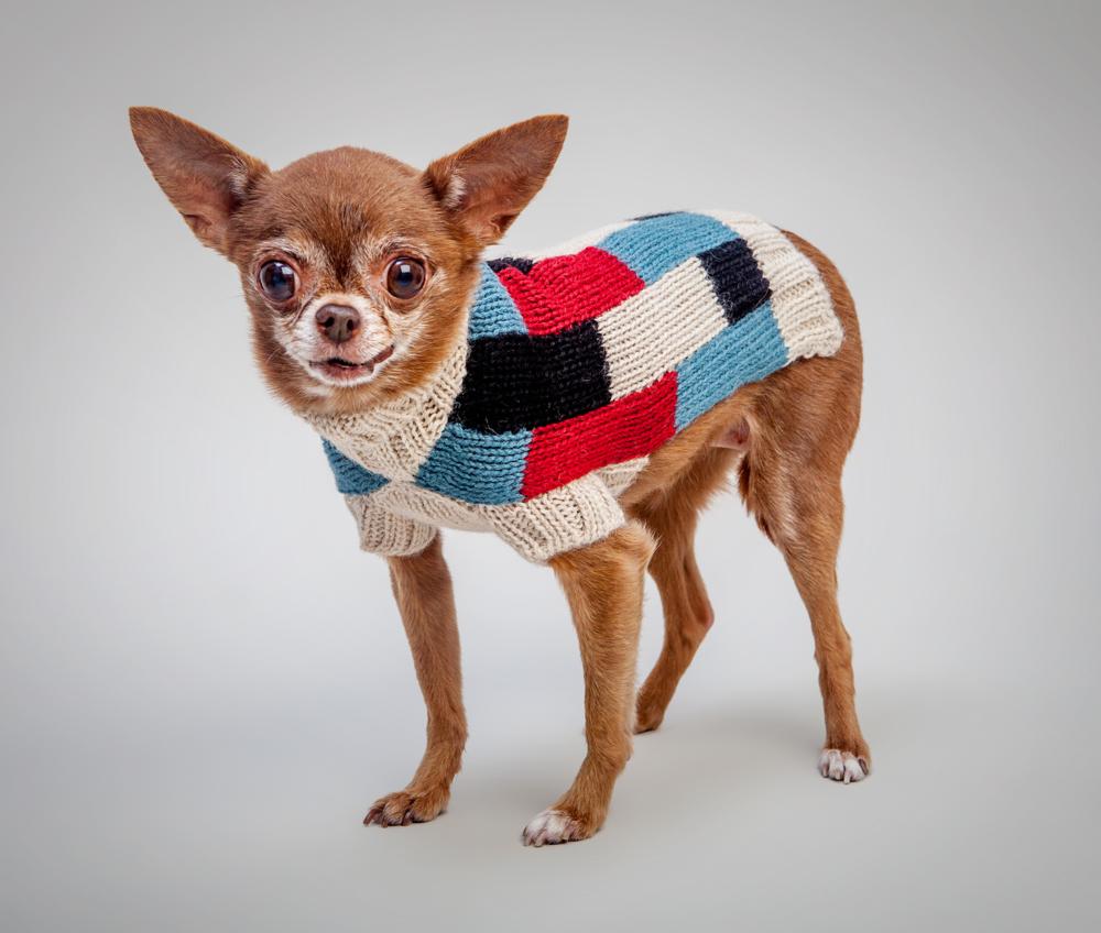 DUSEN DUSEN | Vertical Bricks Sweater