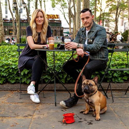 CITY DOG LIVING takes NY