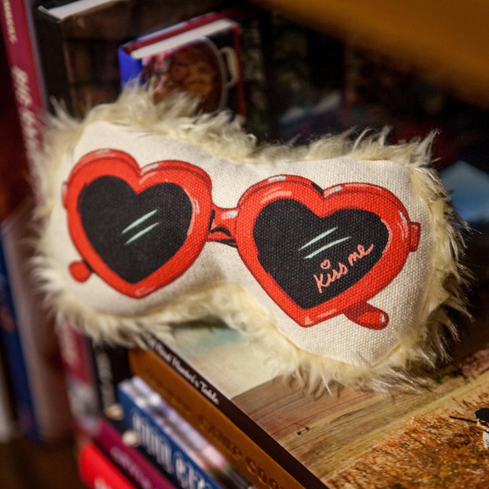 HARRY BARKER | Heart Glasses Toy