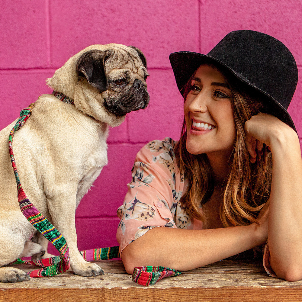 HUMAN + HOUND | Leslie Mosier + Doug the Pug