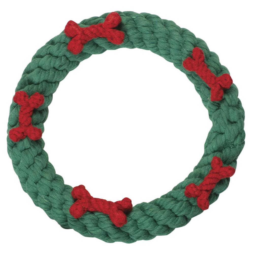JAX+&+BONES+-+Green+Holiday+Ring+Rope+Dog+Toy.jpg