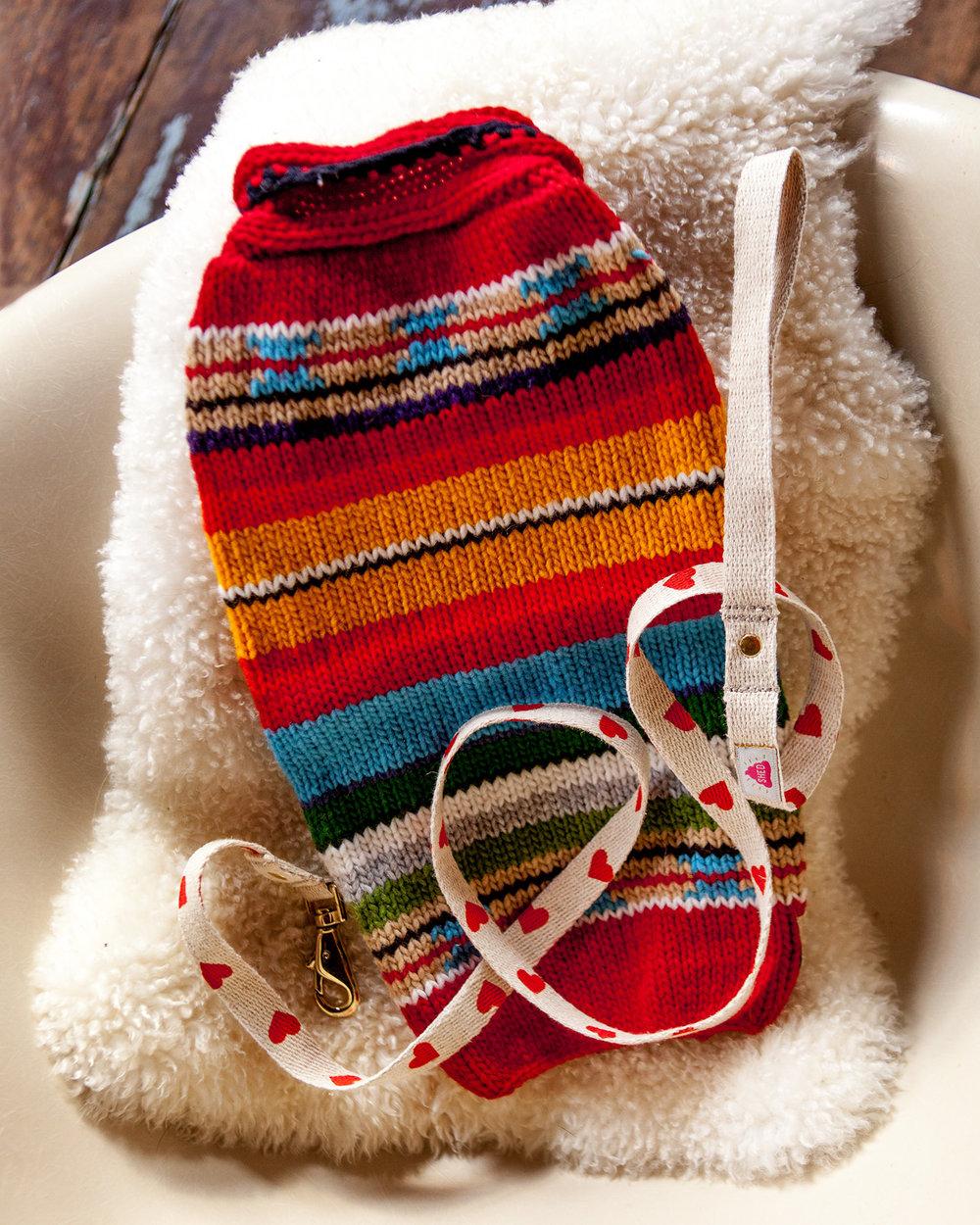 CHILLY DOG | Sundance Sweater