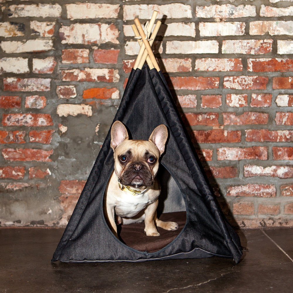 PLAY | Denim TeePee