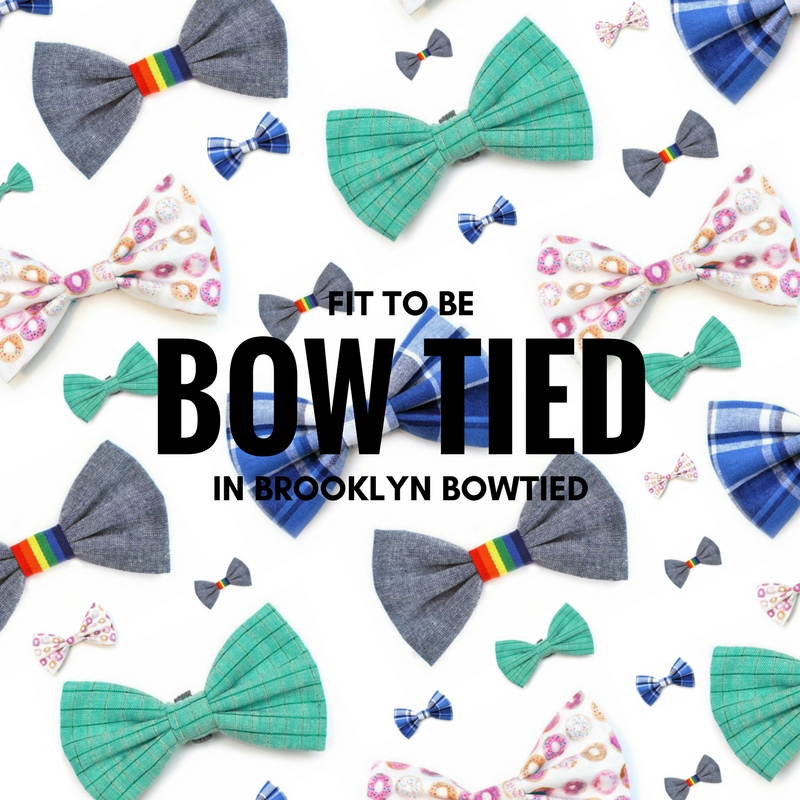 BOW TIED