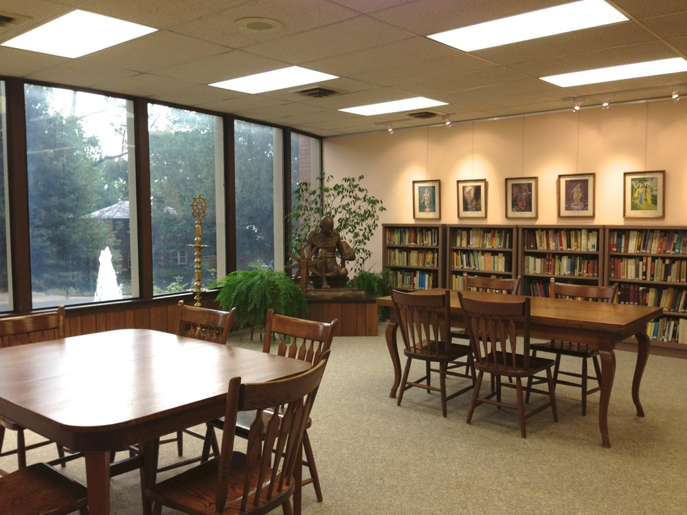 Gandhi Memorial Center Library