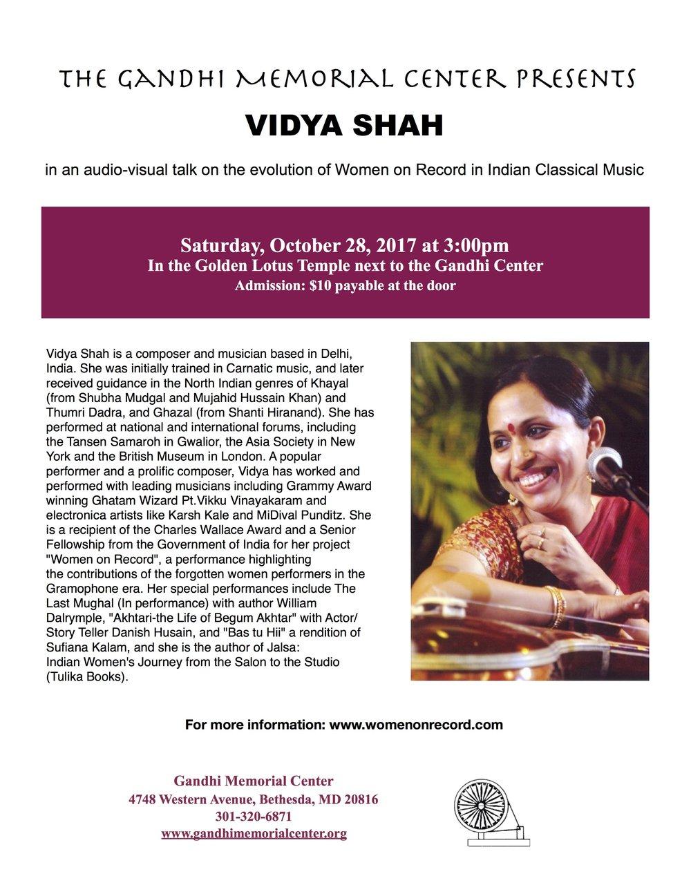 Vidya Shah program.jpg