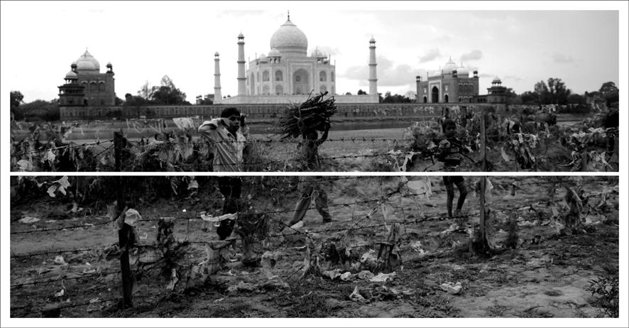 Taj theatre - Agra - 2011 - Photography - 60 x 30 cm