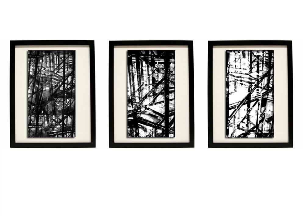 Lift line I - 2013 - Photography - 30 x 42 cm