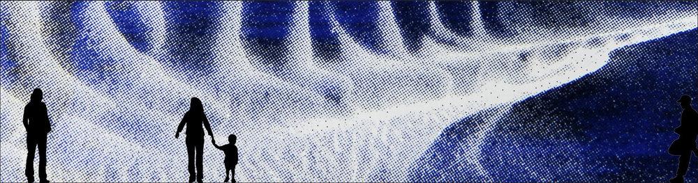 Fluidity - 2012 - Printed foil