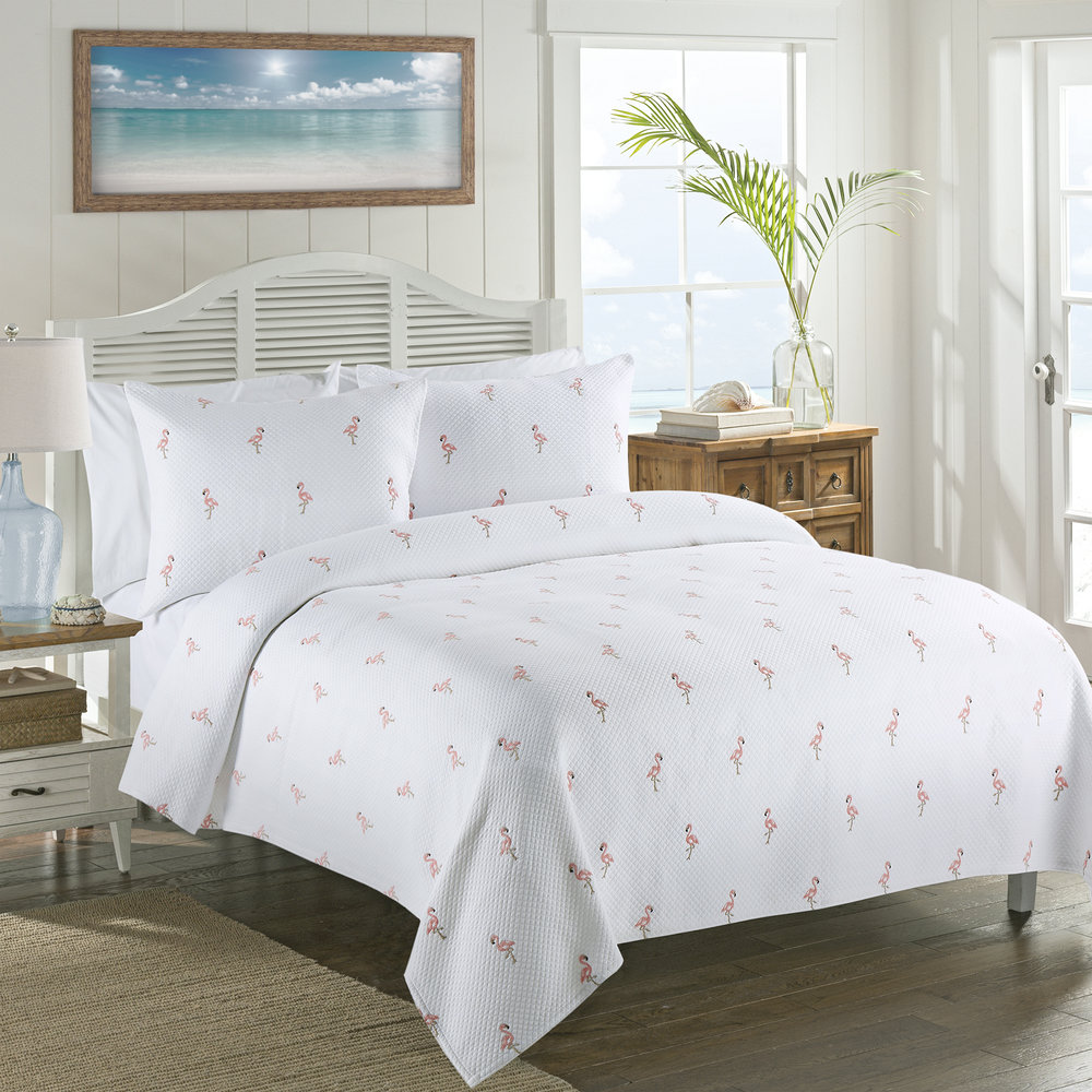 Caribbean Flamingo - BBB bedding