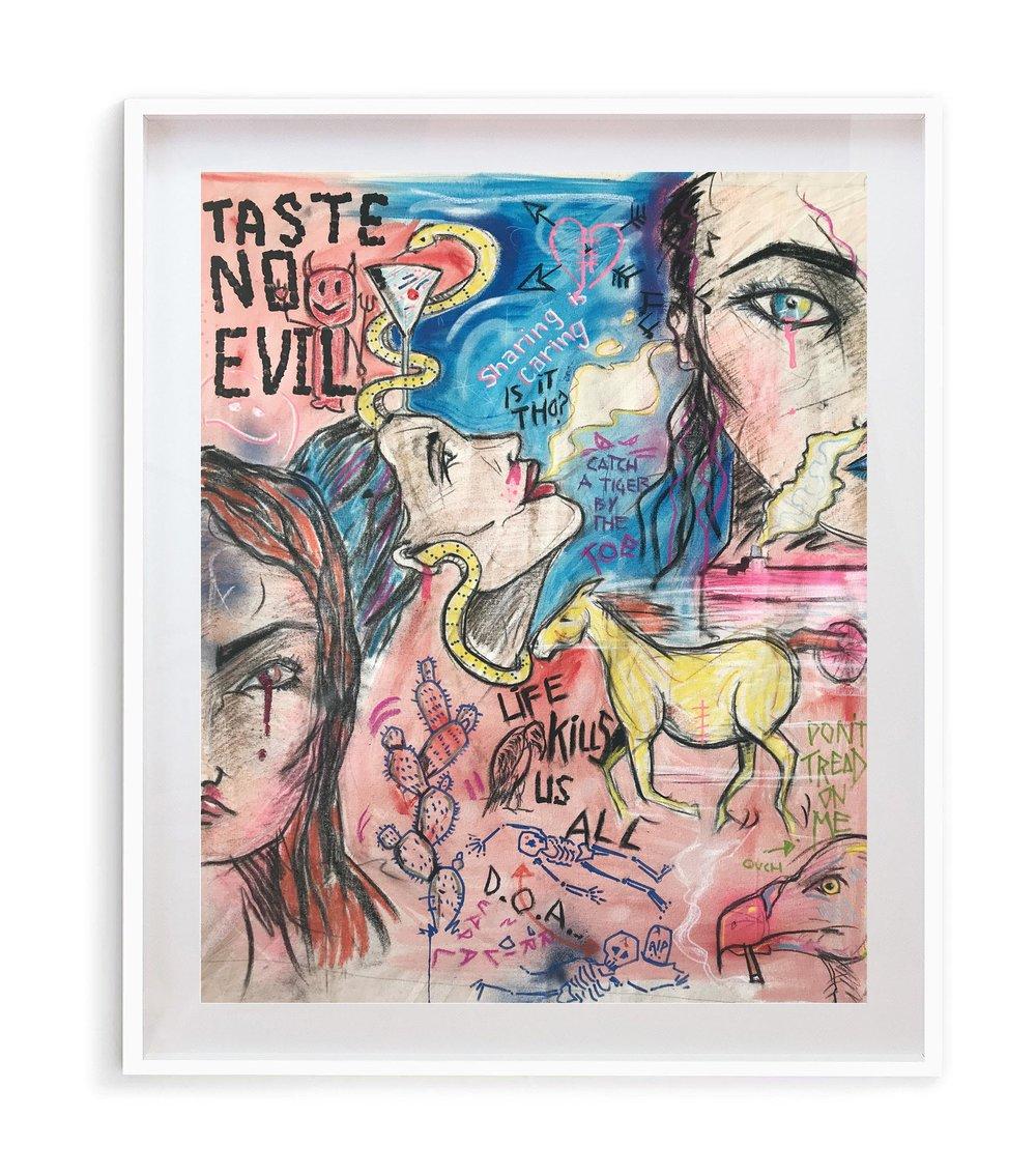 Taste No Evil
