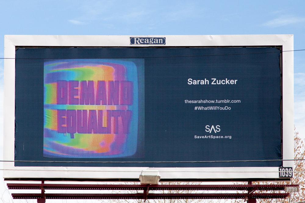 SarahZuckerDemandEqualityTumblrSaveArtSpaceAustin
