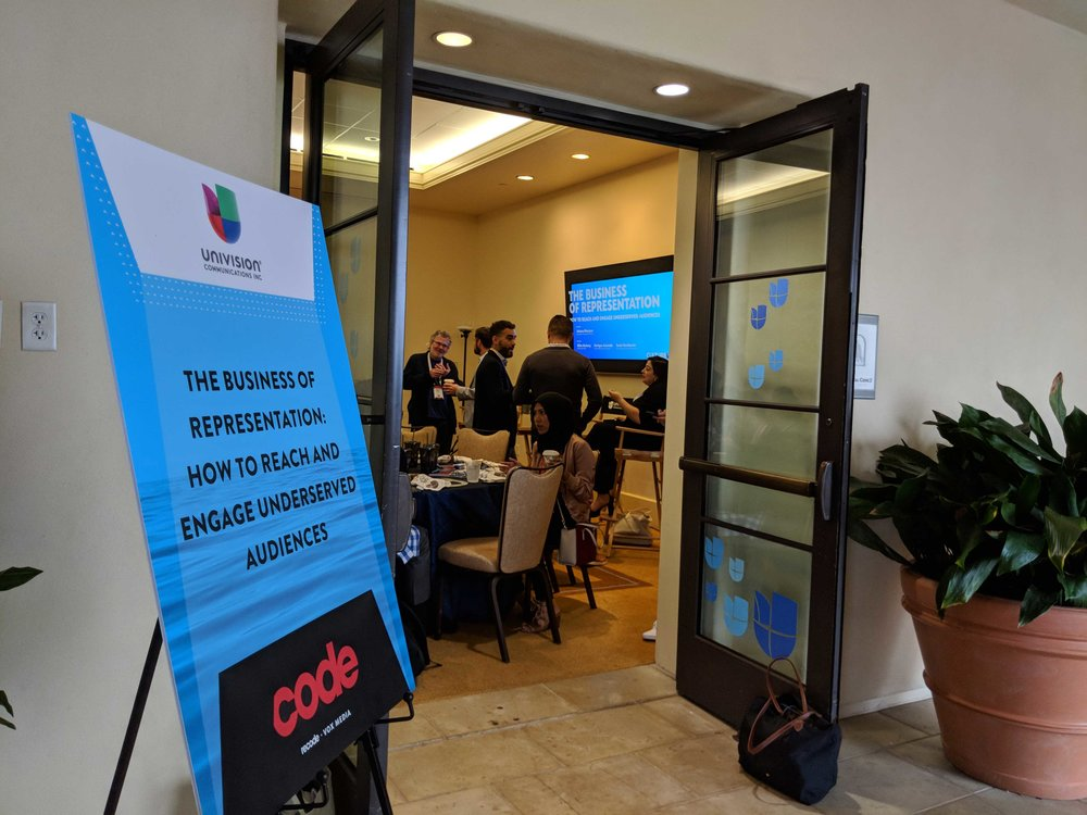 2018 Code Conference, Rancho Palos Verdes, CA