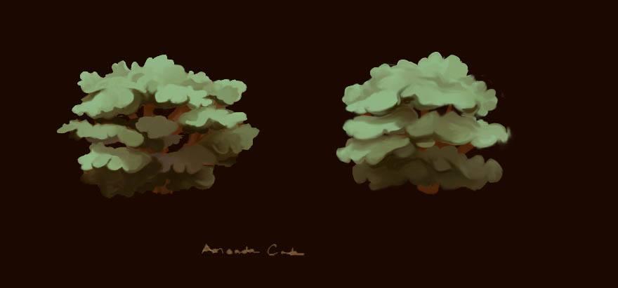 Bush Concept Art