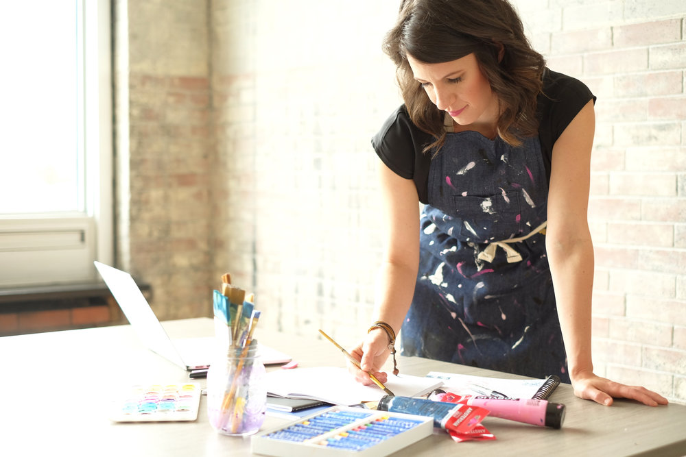 mess making & CREATIVE PROCESSworkshops -