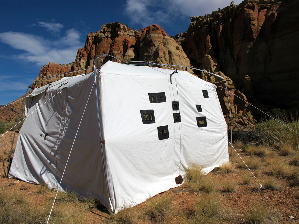 Trudi Lynn Smith: Portable Camera Obscura