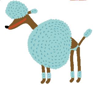 bluepoodle