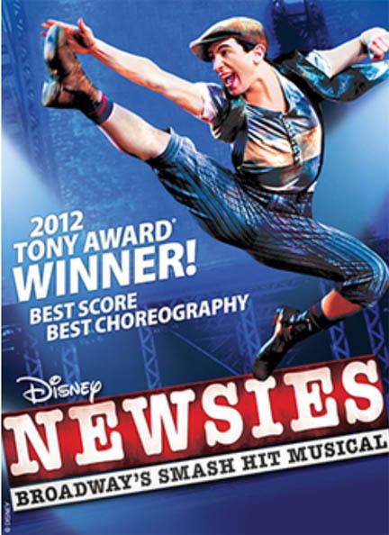 Newsies-The-Musical