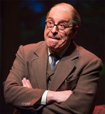 Max McLean as C. S. Lewis