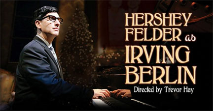 Hershey-Felder-Irving-Berlin