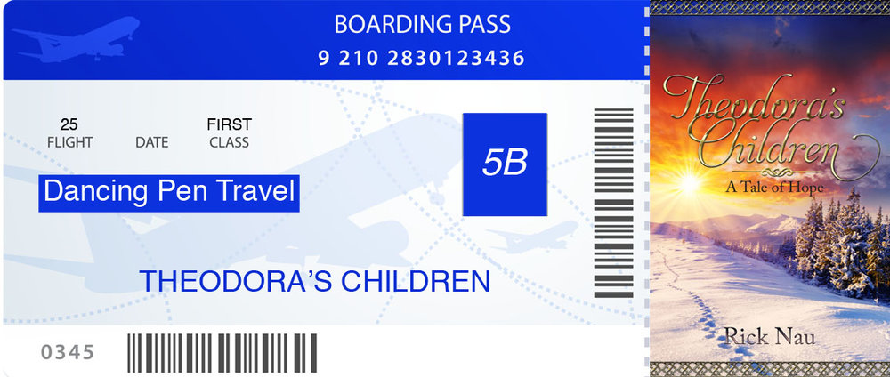 Your Seat For Theodora's Children