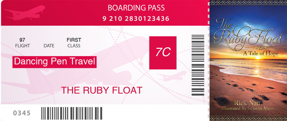 Your Seat For The Ruby Float