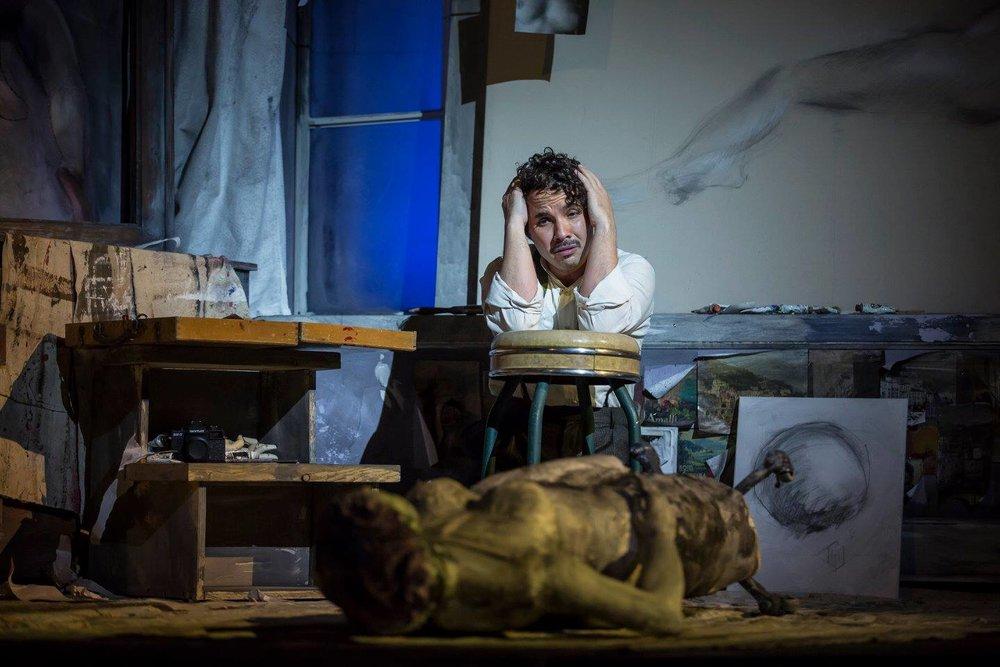 Il Pigmalione with Chicago Opera Theater ©Liz Lauren