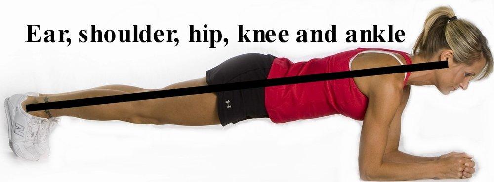 Low plank technique