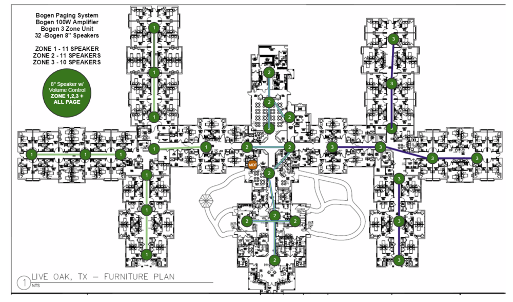 Paging Diagram Design and Build