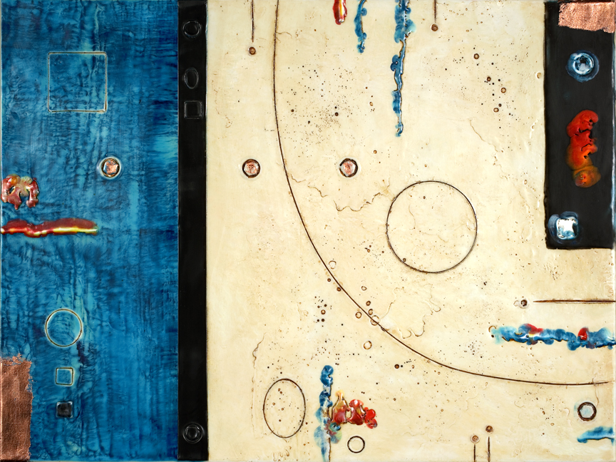 Assemblage Series Giclee's