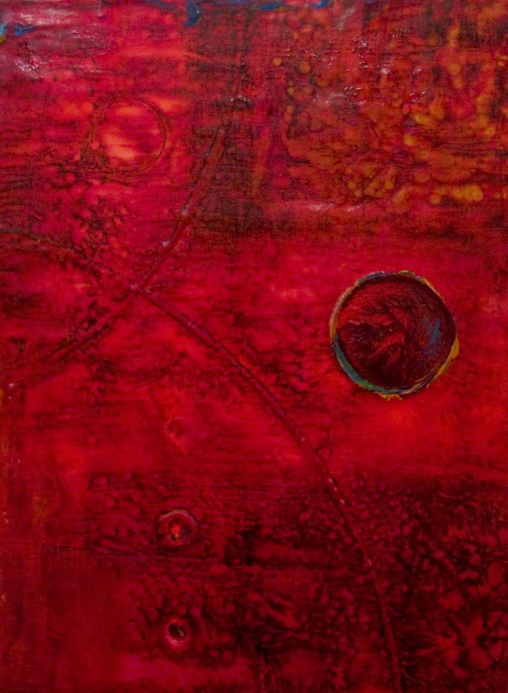 Red Passion 080212e 18x24
