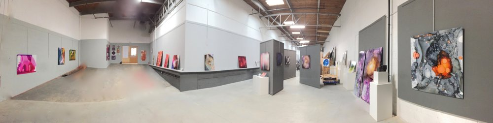 Constance's studio