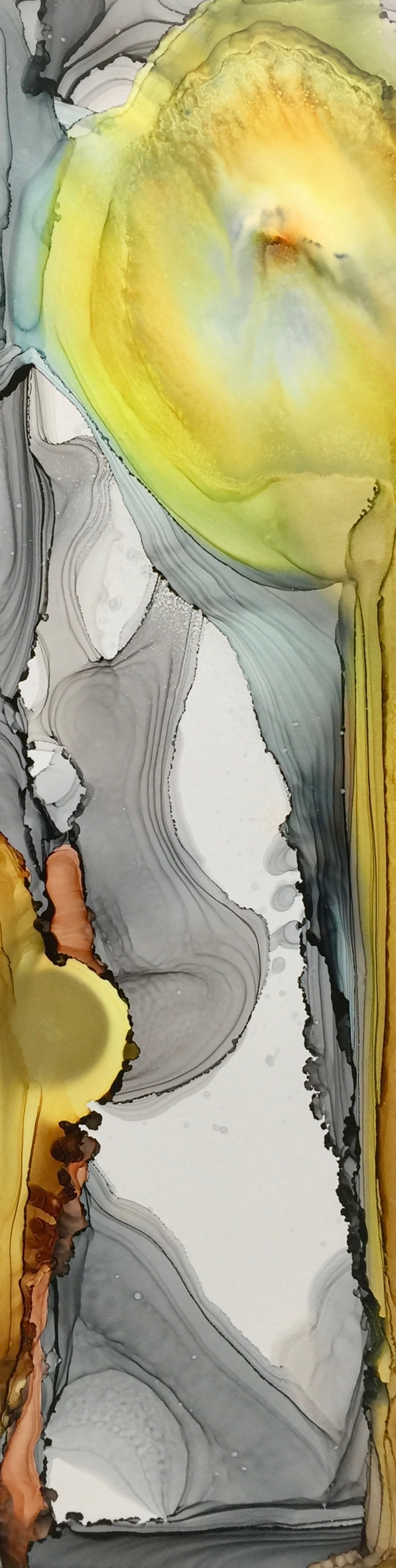 """#110417ia """"Formations"""" 16x60"""