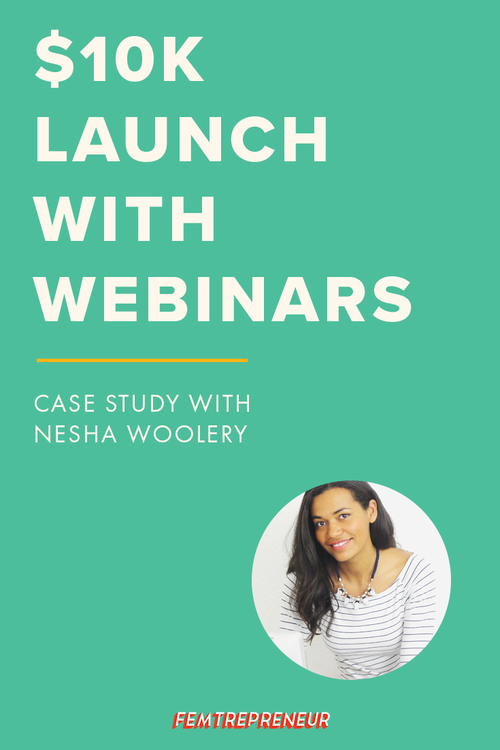 You can find out more about Nesha on her blog here, follow her on Twitter and Instagram, and make sure to check out her course, Organize & Automate!