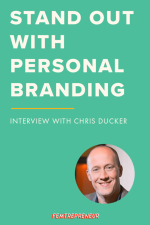 "We are so excited to have Chris Ducker on The Femtrepreneur Show!  Chris Ducker is a serial entrepreneur, keynote speaker and author of the bestseller, ""Virtual Freedom"". He is also a popular business blogger and podcaster at ChrisDucker.com and the founder of the personal branding business community, Youpreneur.com. Listen now!  http://thefemshow.com/50"