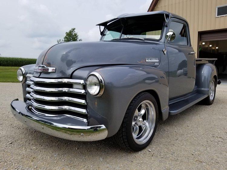 1 1951 Chev 3100 Randall
