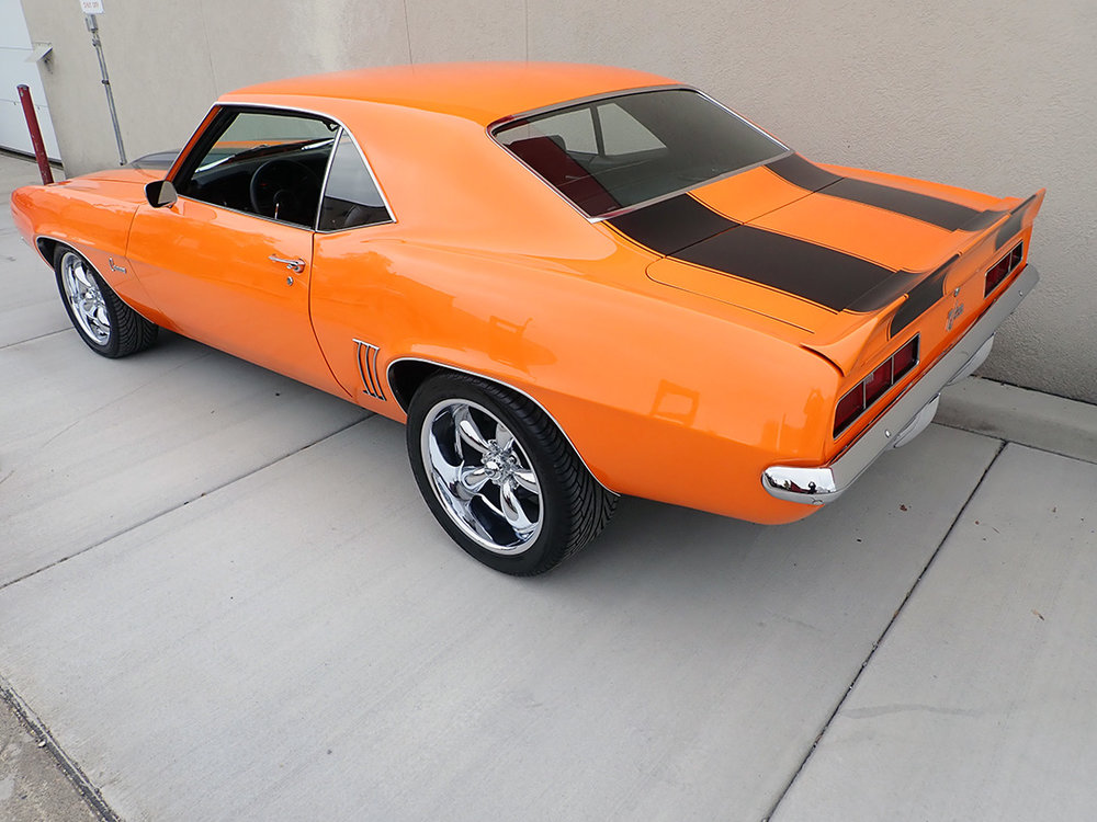 3 1969 Chevrolet Camaro LP Collection.jpg