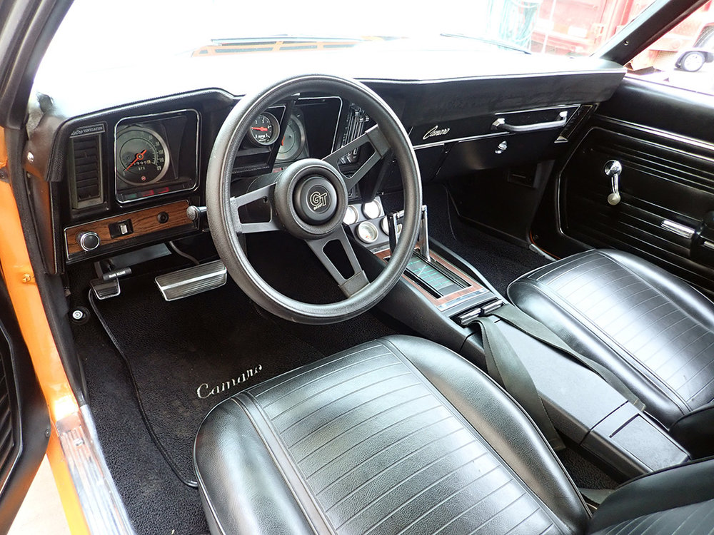 9 1969 Chevrolet Camaro LP Collection.jpg