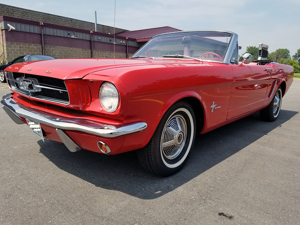 1 1965 Ford Mustang Convert Spring Grove.jpg