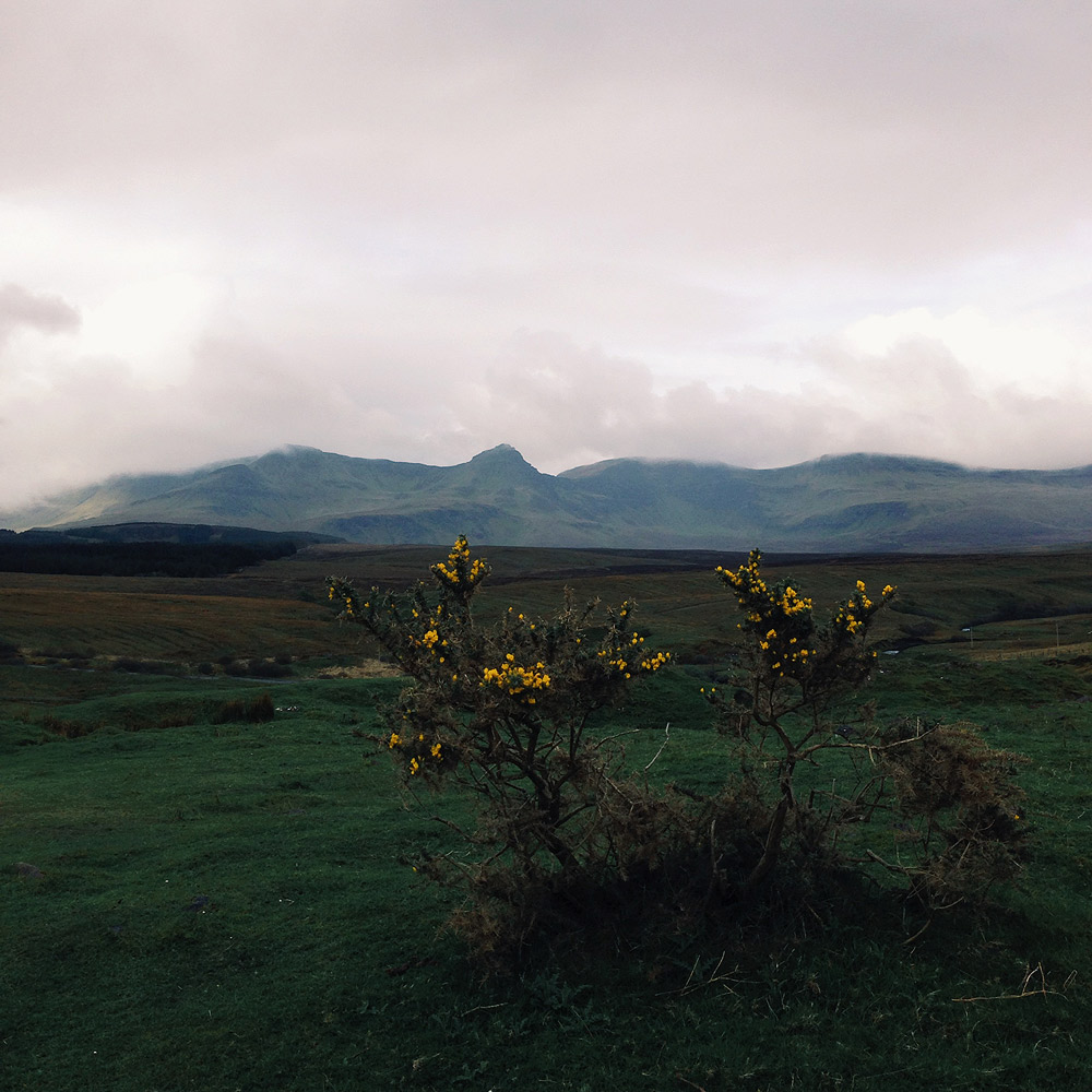 Isle of Skye , Scotland, 2014