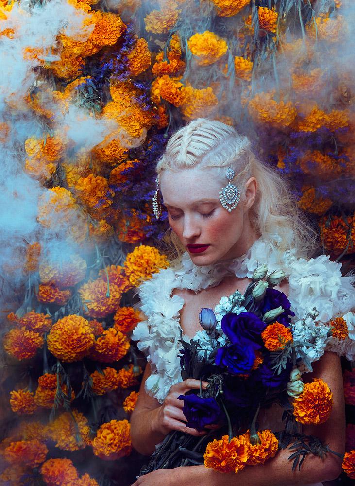 Beauty Chronicles Makeup Geek Eyeshadows Review: Zhang Jingna Art + Photography