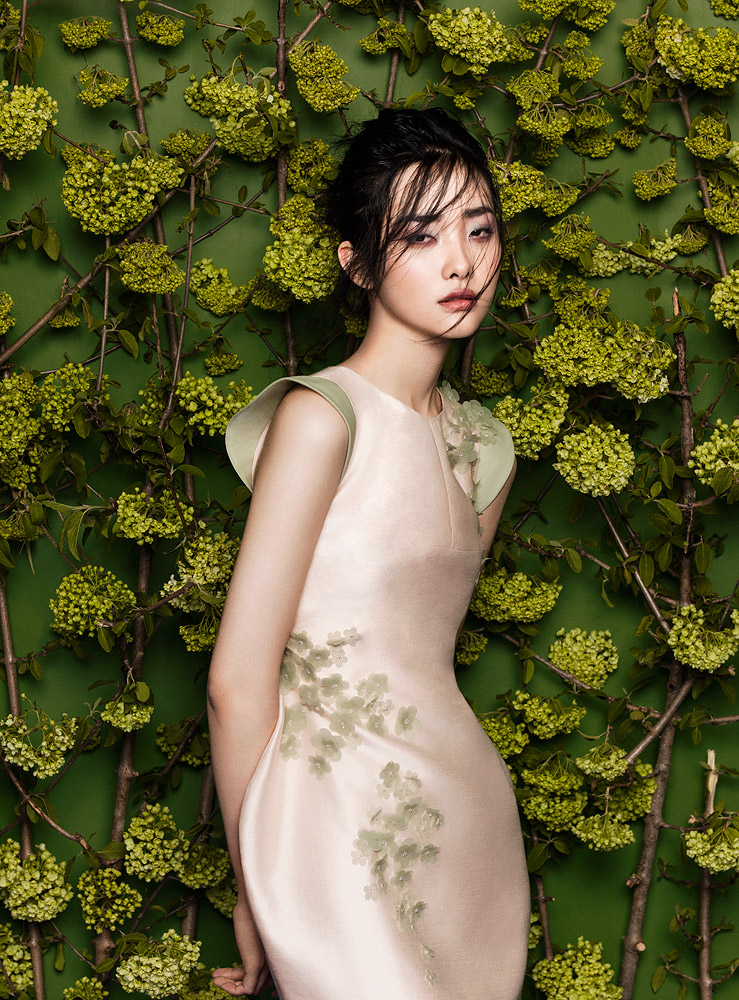 Season of Bloom  Phuong My Spring/Summer 2014