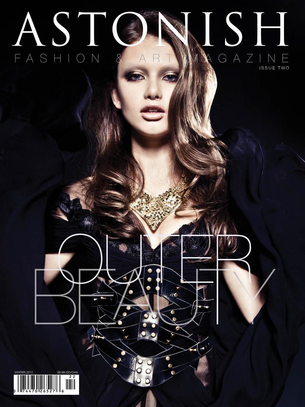 Astonish Magazine , January 2012