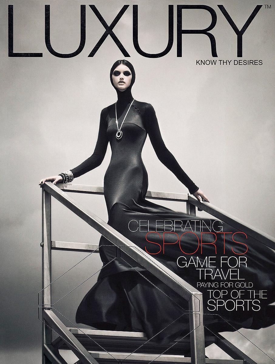 Luxury Magazine,  October 2008
