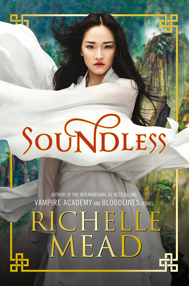 Soundless  by Richelle Mead, Penguin Random House