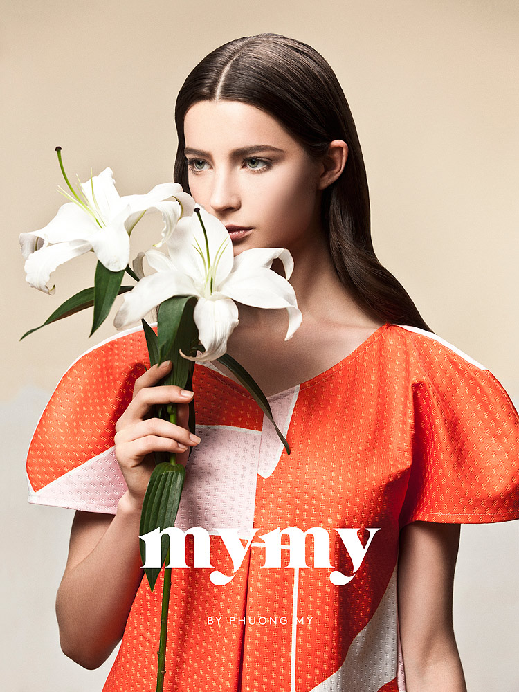 MYMY by Phuong My F/W 2015